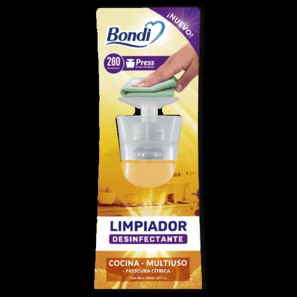 Bondi press - frescura cítrica