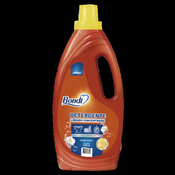 Detergente líquido - aroma floral