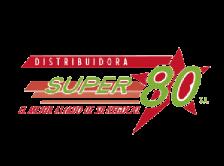 Logo Distribuidora Super 80